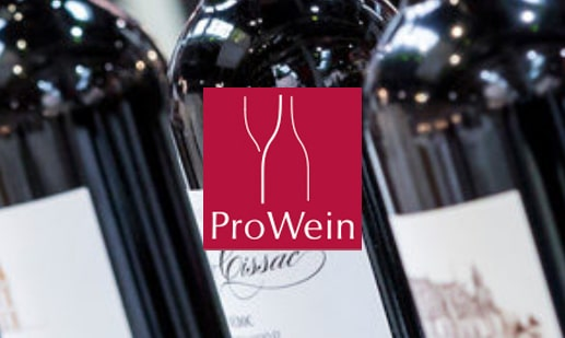 Exhibited at Prowein